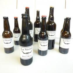 Bière La Storia Blonde / 75cl