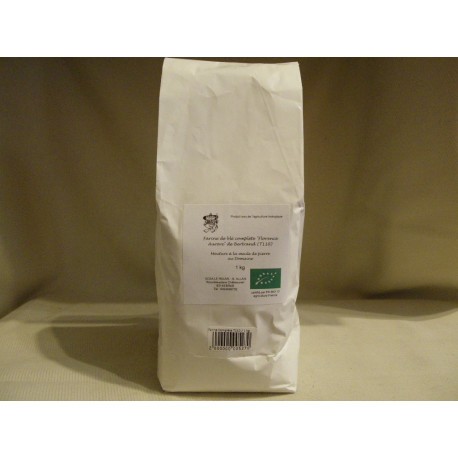 Farine Complète T110 / 1 kg