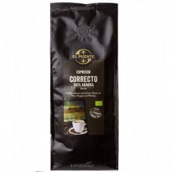 Café espresso bio Correcto / 500g grains