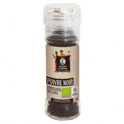 Poivre Noir en Grains Moulin / 50g