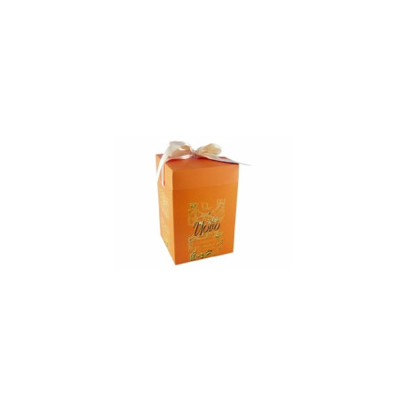 Oeuf Chocolat Noir Orange / 350g