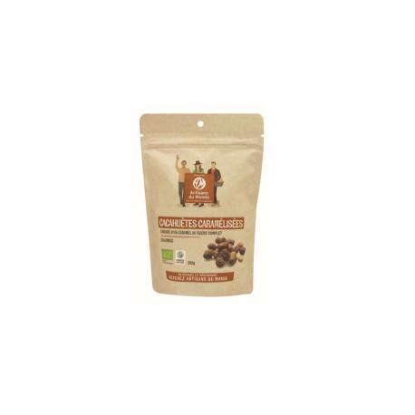 Douceurs bio Chocolat Grains café / 100g