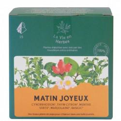 Infusion Matin Joyeux / 1.4g*15