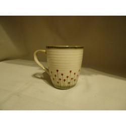 Mug motif champêtre / Vietnam