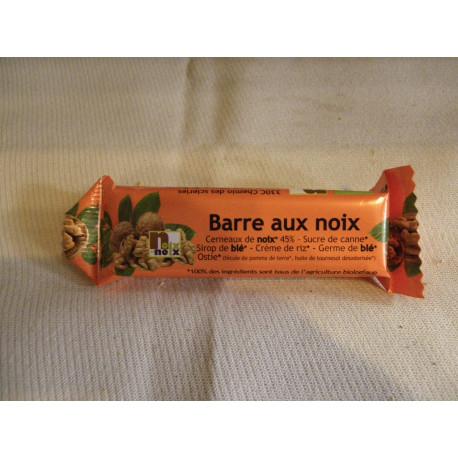 Barre aux noix de Grenoble / 35g