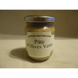 Pâte d'olives vertes / 100 ml