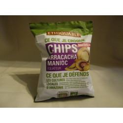 Chips Arracacha Manioc / 60g