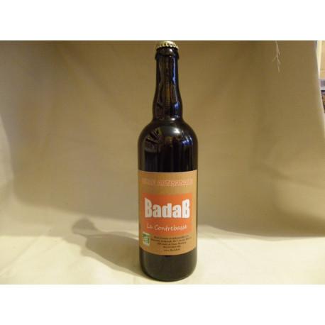 Bière Ambrée Contrebasse / 75cl