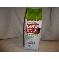 Café Ethiquable Pérou Bio Grains / 1kg