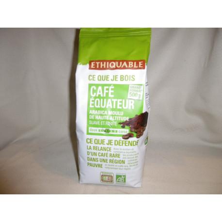 Café Ethiquable Equateur / 500g