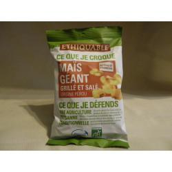Maïs Ethiquable Grillé Salé / 100g