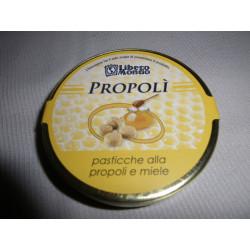 Pastilles Propolis Miel / 35g