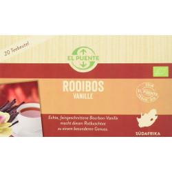 Rooibos Vanille / 20 sachets