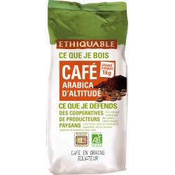 Café Ethiquable Equateur Bio Grains / 1kg