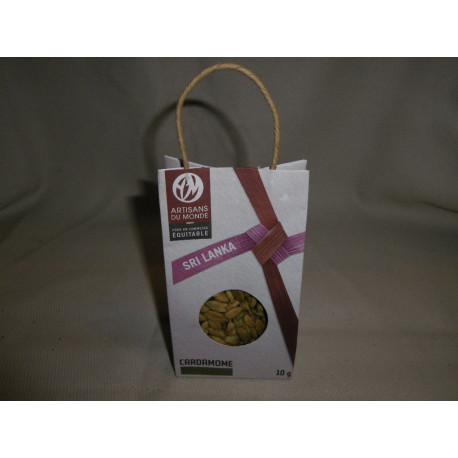 Cardamome en graines / 10 g
