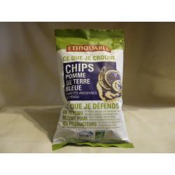 Chips Pomme de Terre Bleue des Andes / 100g