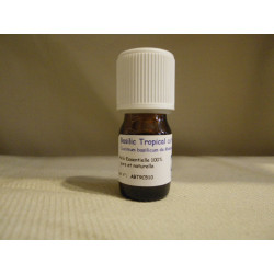 Huile Essentielle de Basilic Tropical / 5 ml