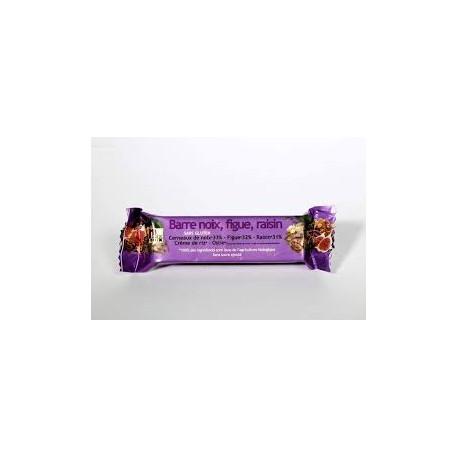 Barre noix - figues - raisin / 35g