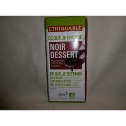 Chocolat Ethiquable Noir Dessert / 200g