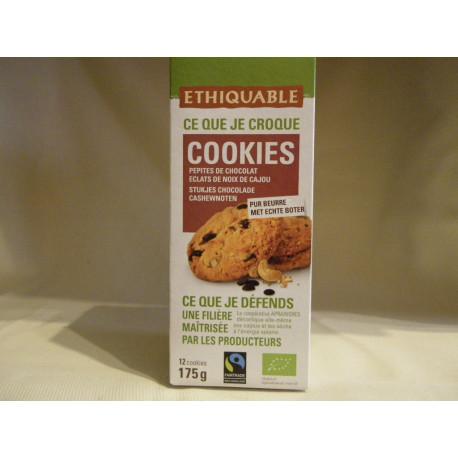 Cookies Chocolat noix de cajou / 175g