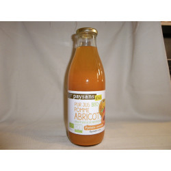 Jus d'Abricot Pomme Ethiquable / 1L