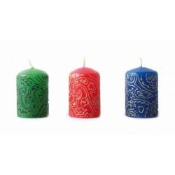 bougies *3 / Inde
