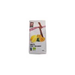 Sablés citron mascobado / 125g