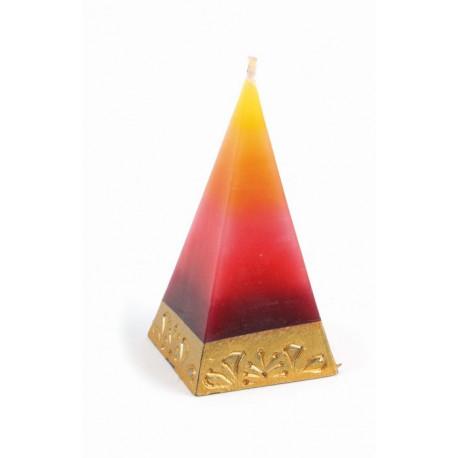 Bougie Pyramide / Inde