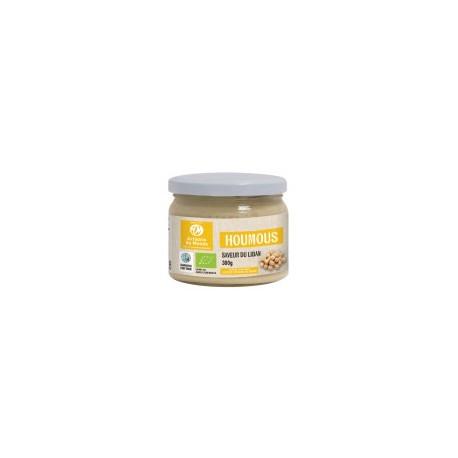 Houmous huile olive bio Liban / 300g