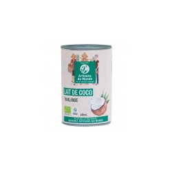 Lait de coco Solidar / 400ml