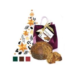 Panettone Chocolat et Café / 700g