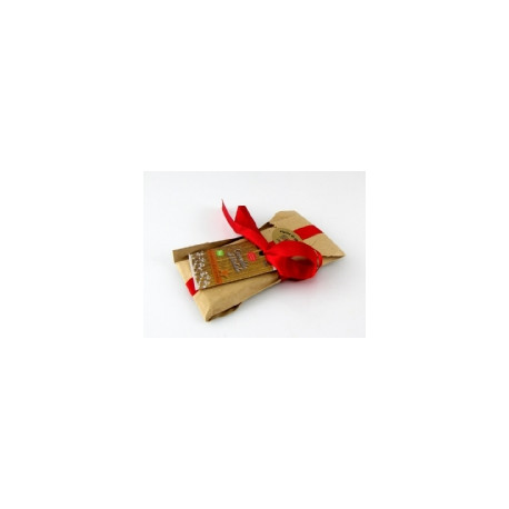 Mini-tablette chocolat gingembre / 50g