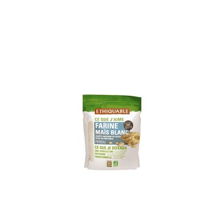 Farine de mais blanc Pérou 400 gr / Pérou