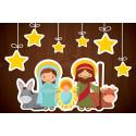 Déco Noël et crèches